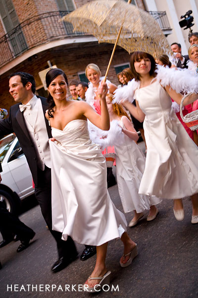 New Orleans Wedding Photographer And Second Line Parades Chicago