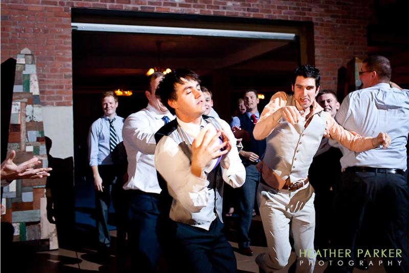 chicago warehouse wedding photographer