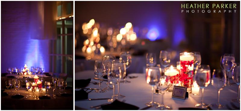 chicago loft wedding venues by photographer Heather Parker