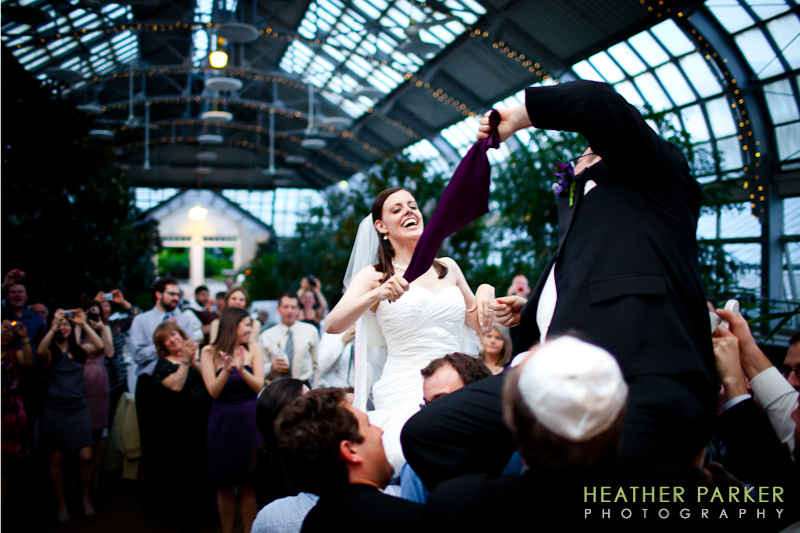 garfield park conservatory chicago wedding photography