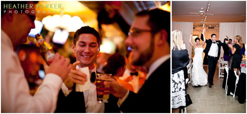loft wedding chicago west loop prairie productions photos