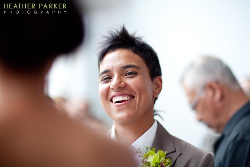 modern wedding ceremony chicago
