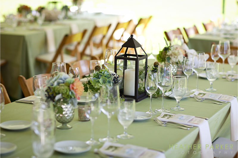 Boston wedding florist by Heather Parker Photography