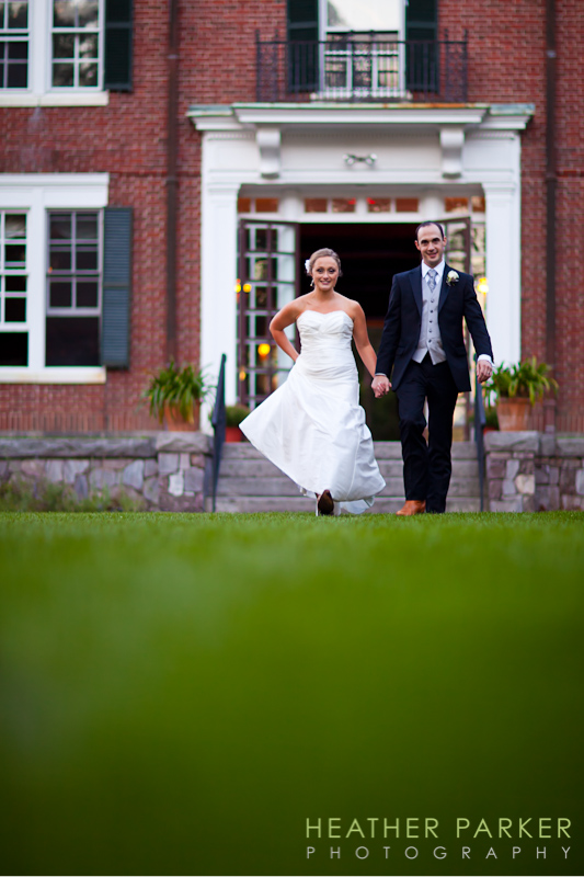 Boston wedding at mansion by Heather Parker Photography