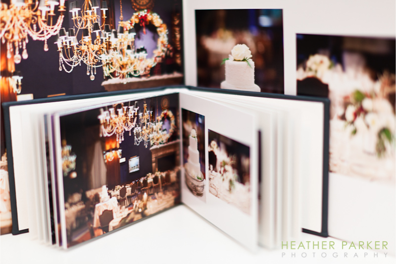 Wedding album packages Boston