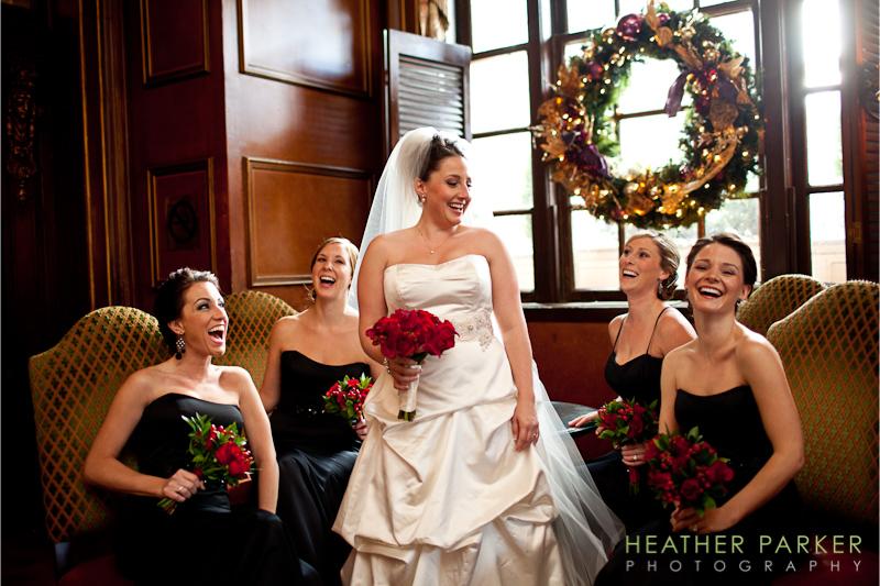 Fairmont Plaza wedding