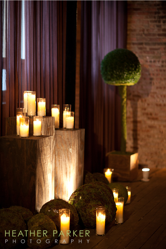 rustic urban chic loft warehouse venue chicago