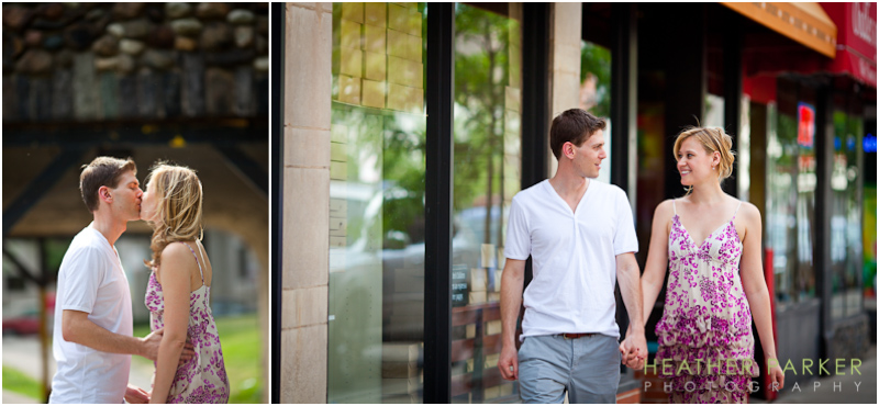 engagement session for charlene and cliff