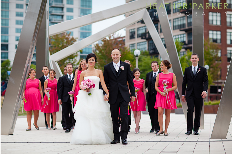 wedding photos in chicago by photographer heather parker 한국어 웨딩 사진 촬영