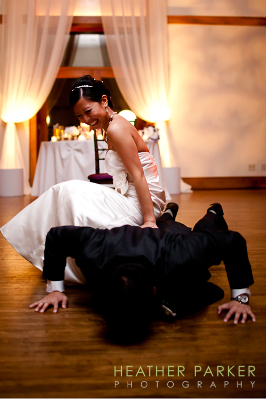 wedding reception games in chicago
