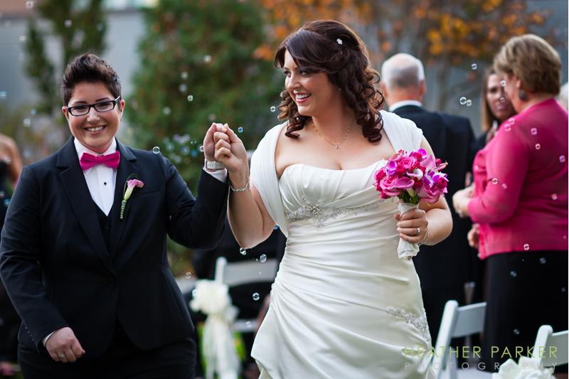 gay wedding boston