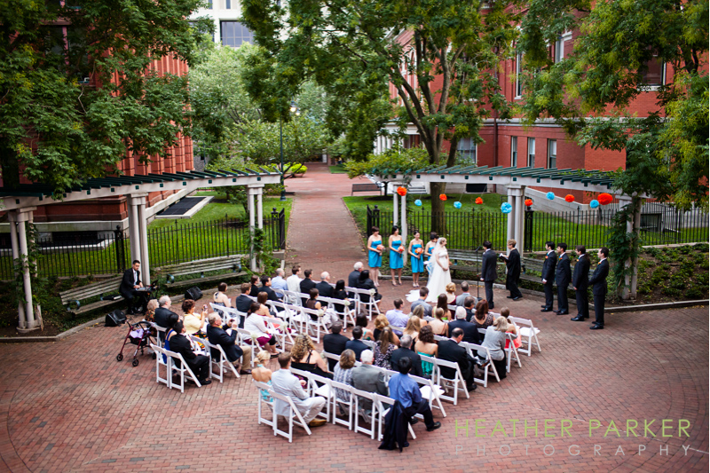 cambridge multicultural arts center outdoor ceremony location