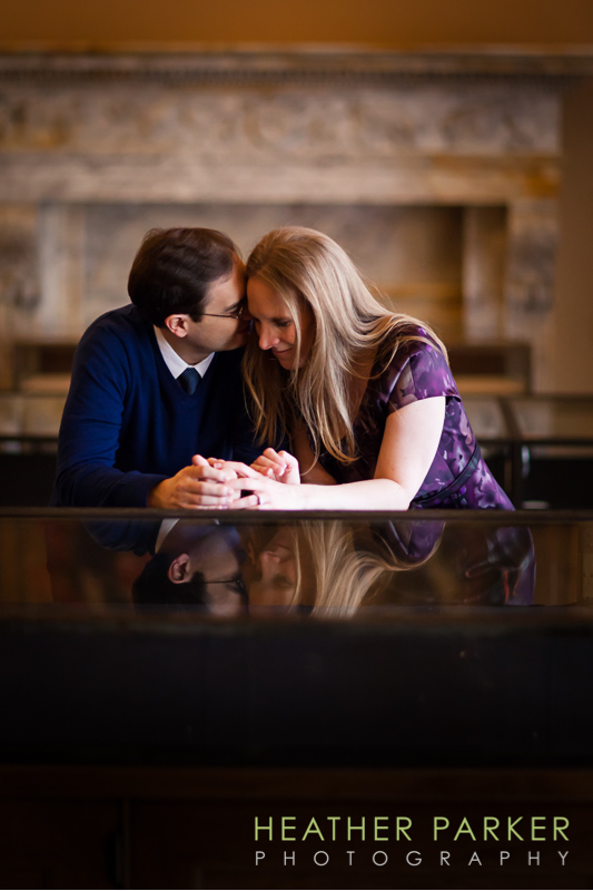 weddings and engagements at the Boston Public Library