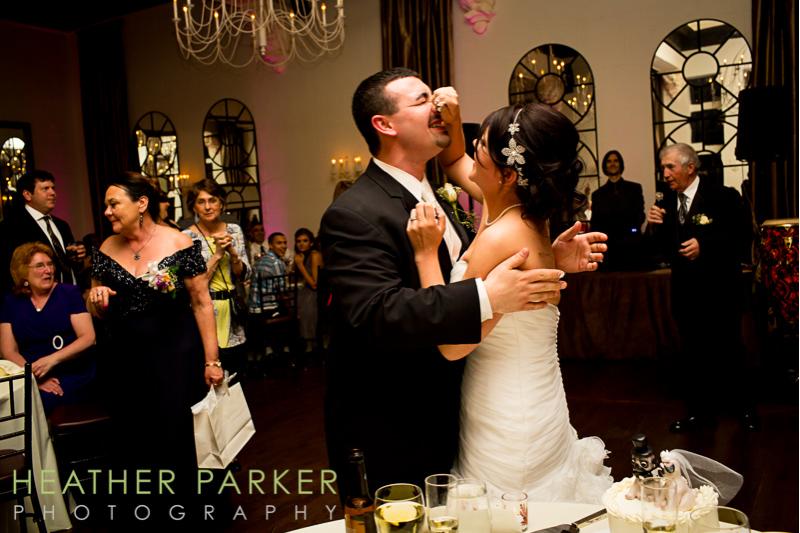Longwood Events wedding at Alden Castle