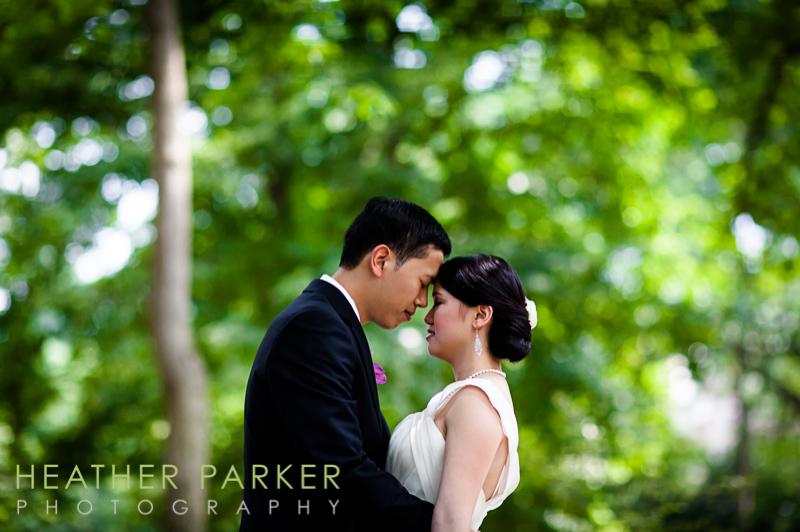 Wellesley Chapel wedding
