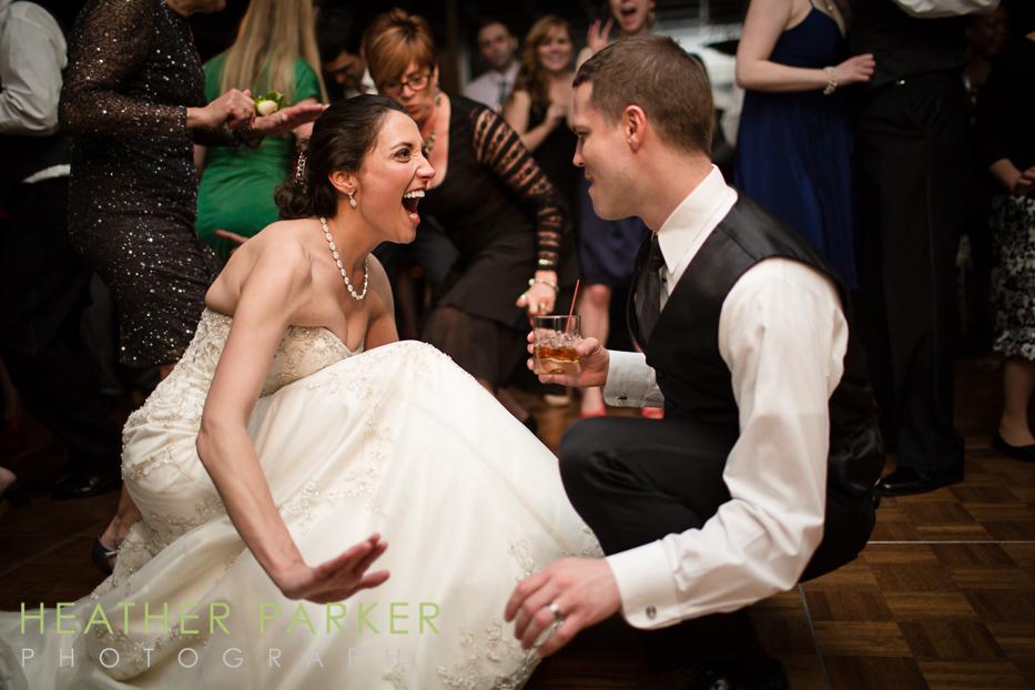 BC club boston wedding documentary