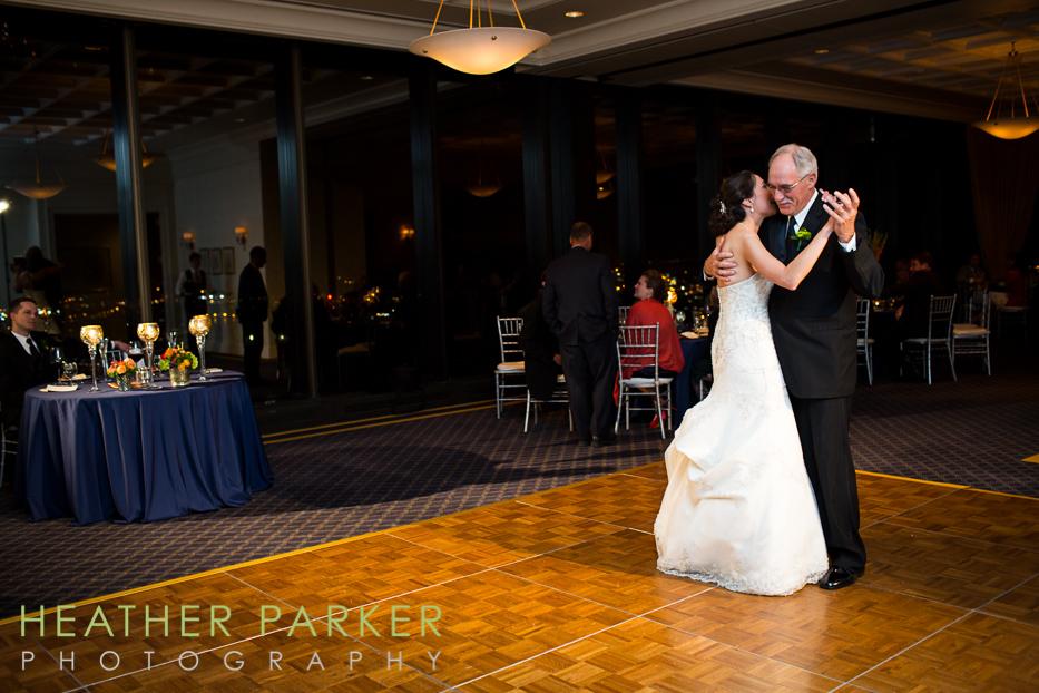 BC club boston wedding dance
