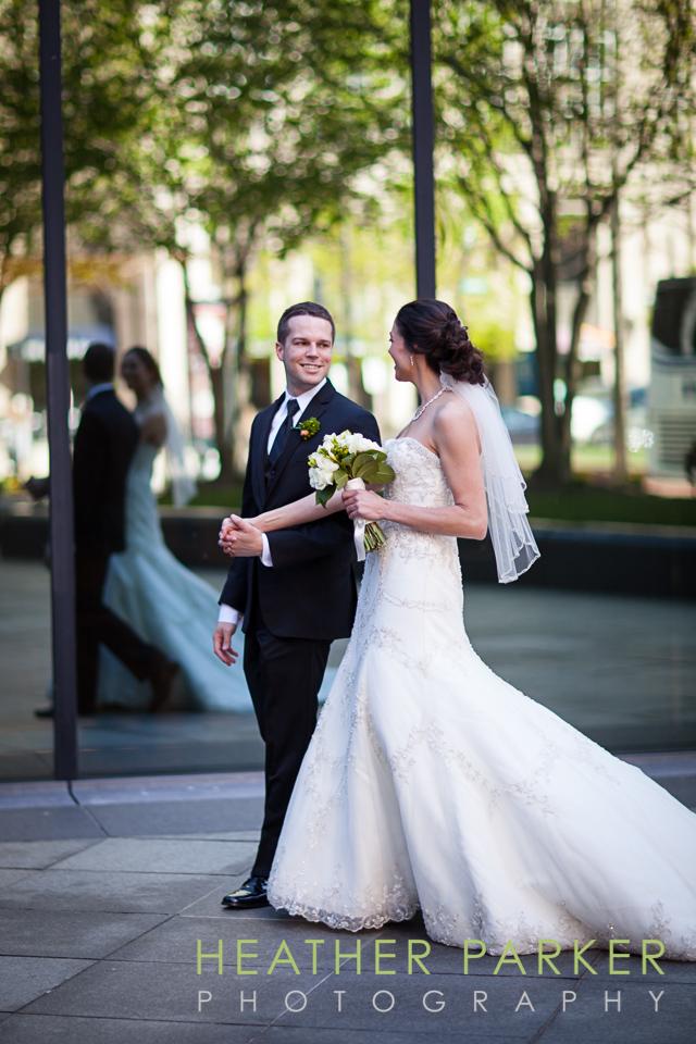 Copley wedding photography Boston
