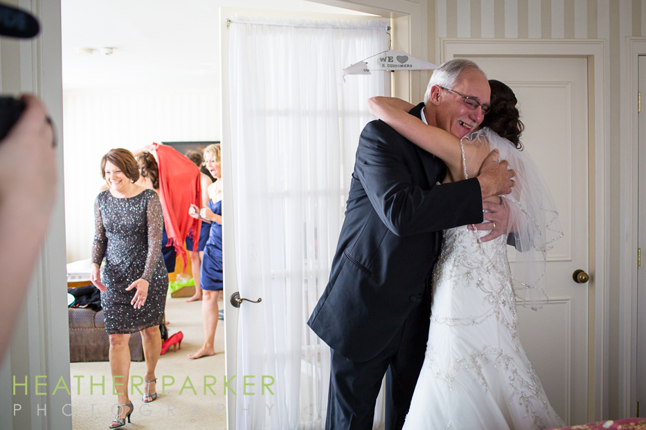 Documentary Boston wedding photographer