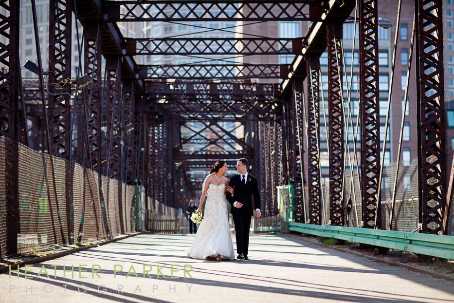 Seaport wedding photography Boston