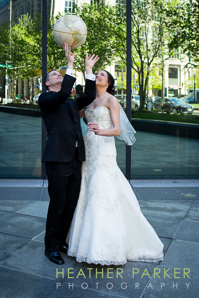 Copley Boston wedding photographer