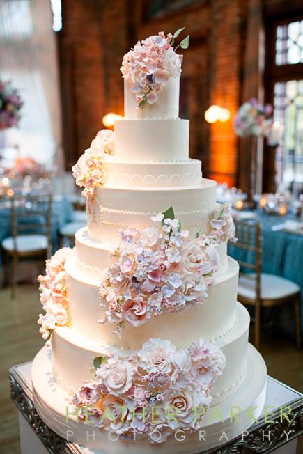Amy Beck Cake Design ornate luxury