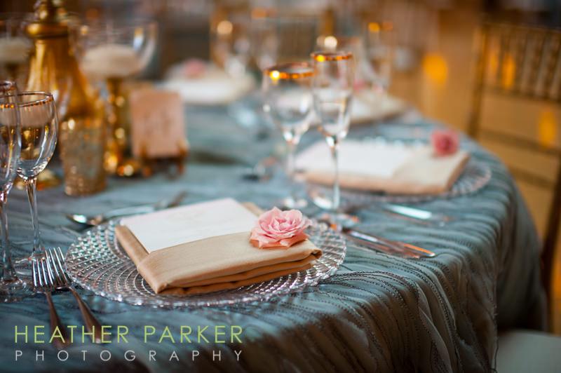Cafe Brauer luxury wedding