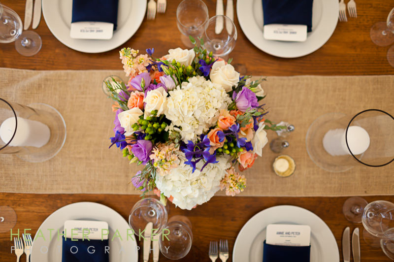 martha's vineyard rustic farm wedding