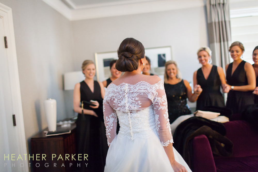 Fairmont Copley Boston Wedding Photos