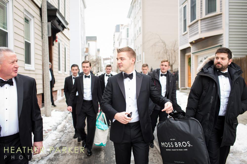 Fairmont Copley Boston Wedding Photos