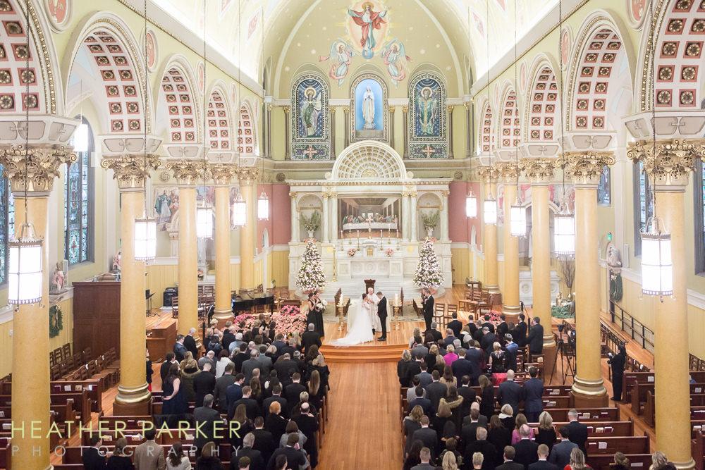 Fairmont Copley Boston Wedding Photos Chicago Wedding