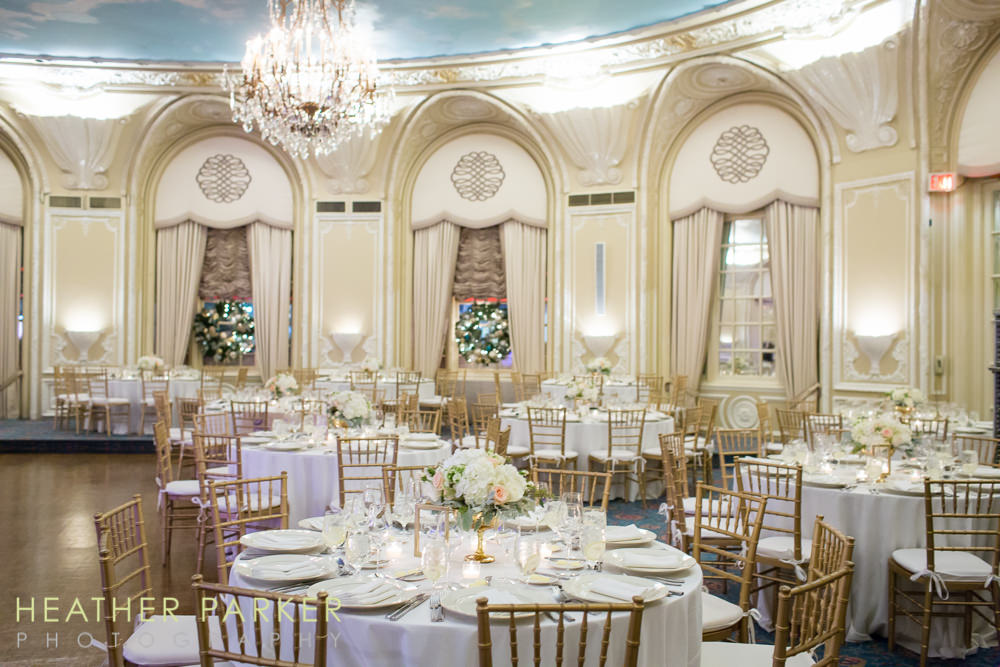 Fairmont Copley Plaza Oval Room boston wedding photos