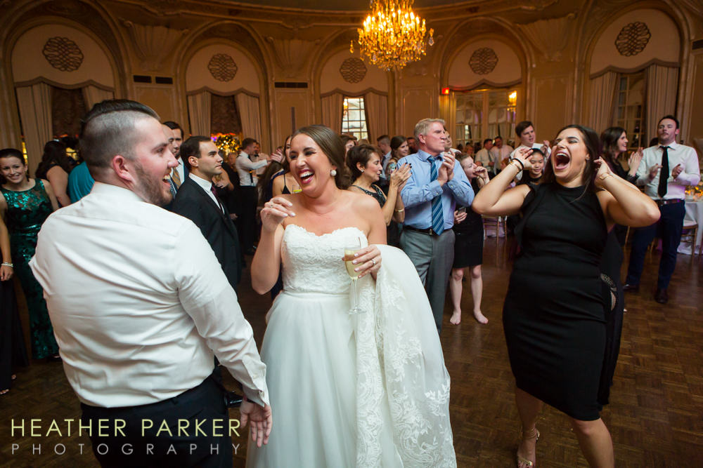 Fairmont Copley Plaza boston wedding photos