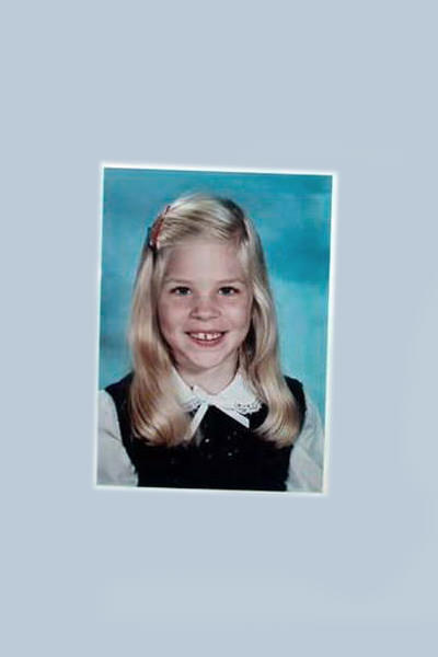 heather as a young girl