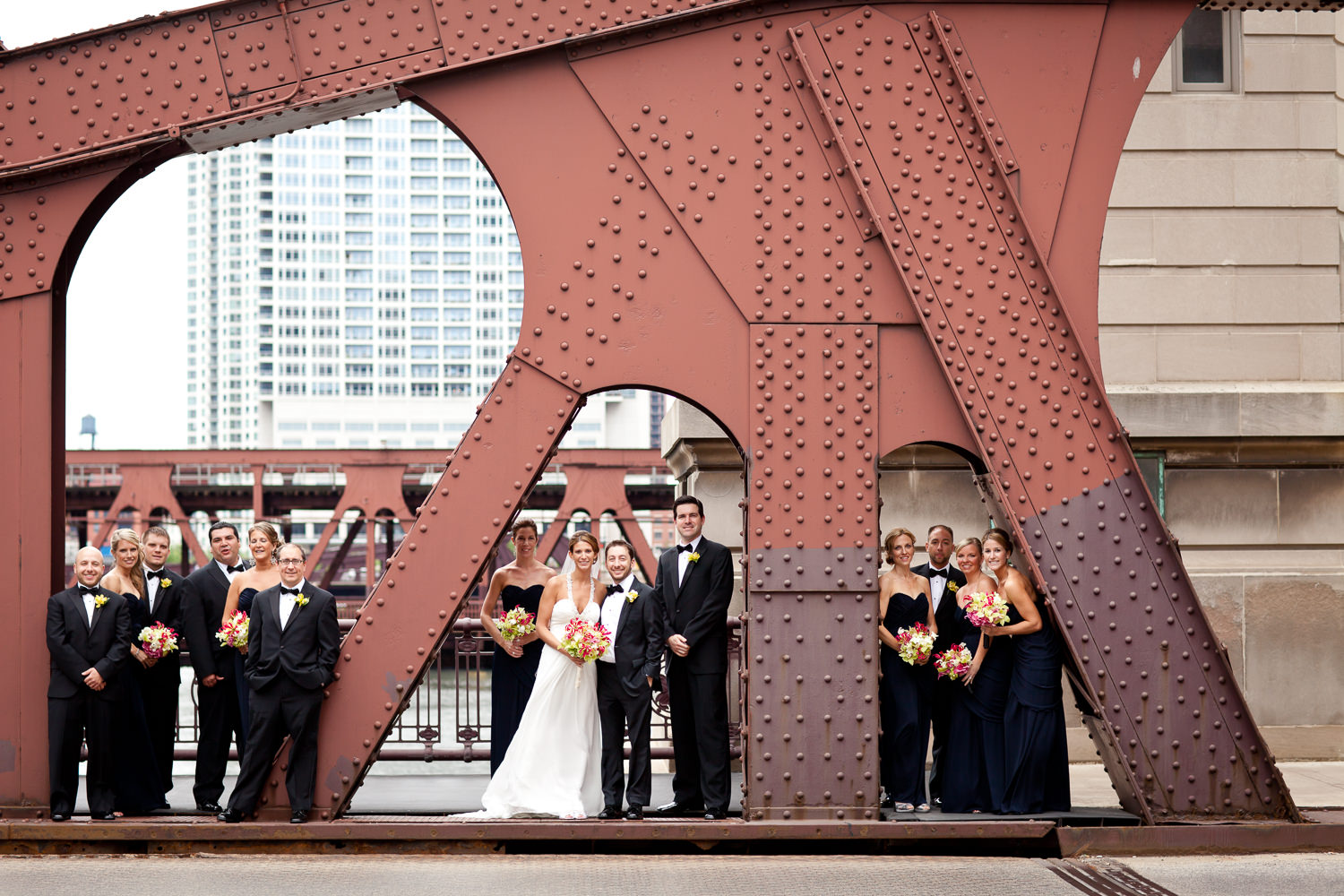 w hotel lakeshore chicago wedding photographer