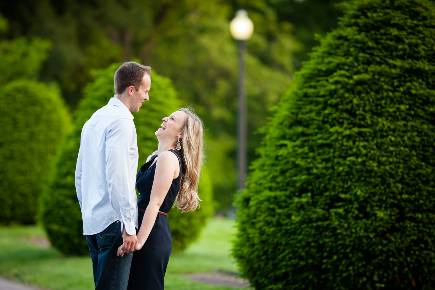 choosing engagement photo locations