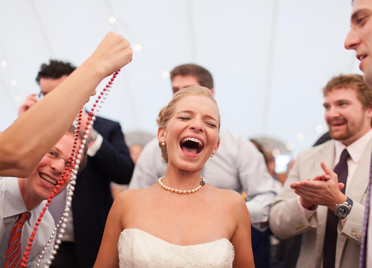 fun wedding photographer