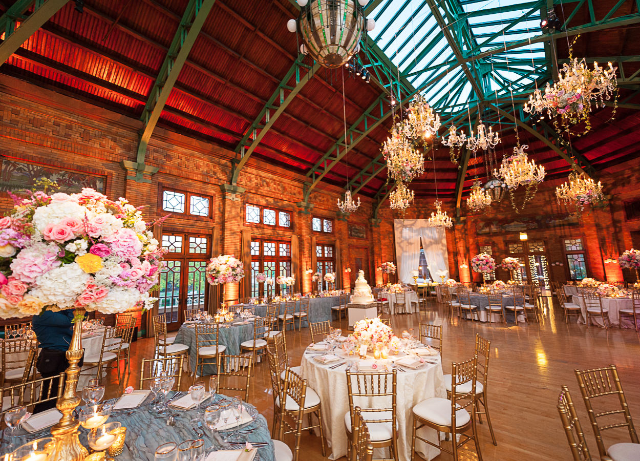 wedding reception lighting tips