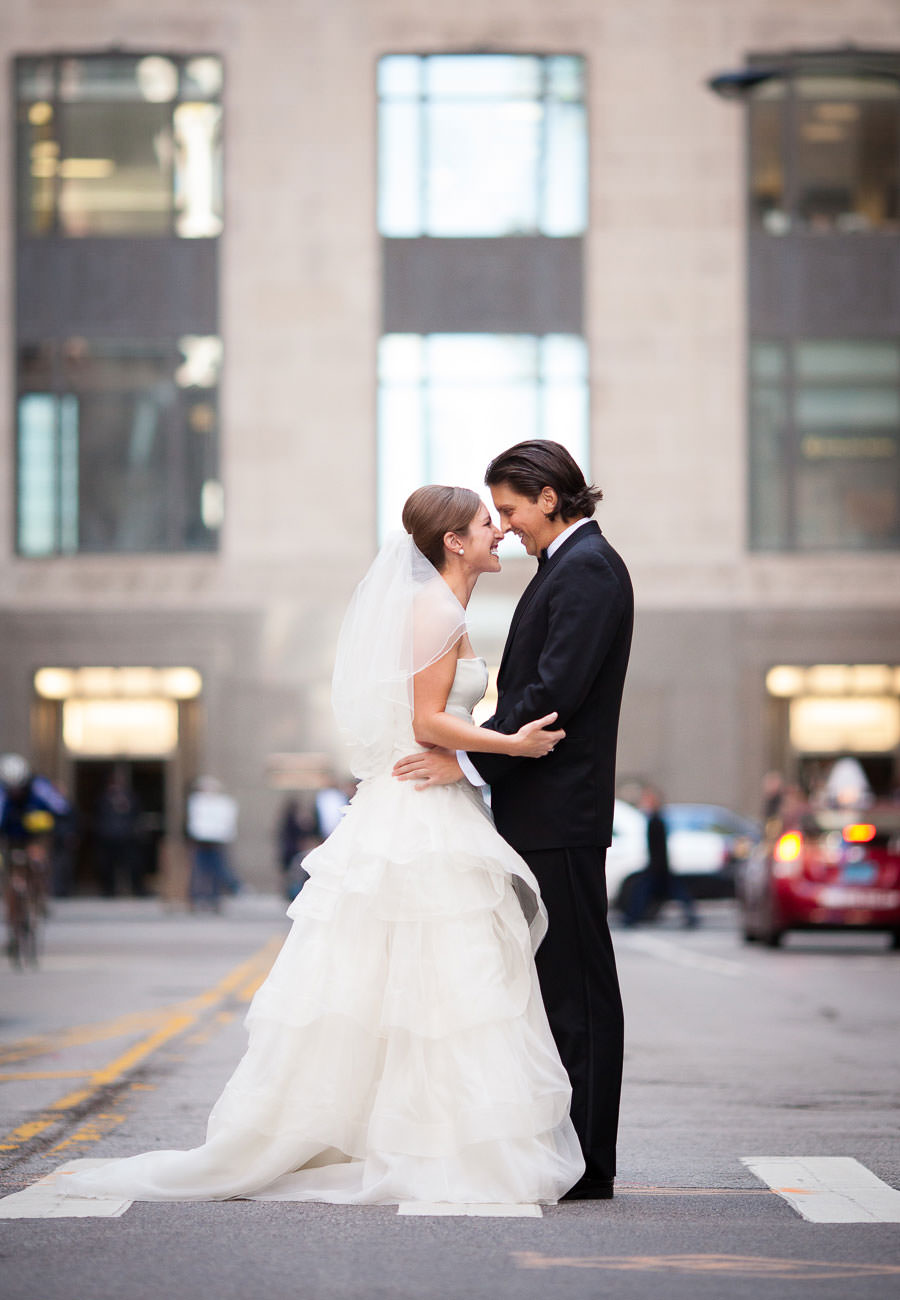 Chicago's best wedding phographers