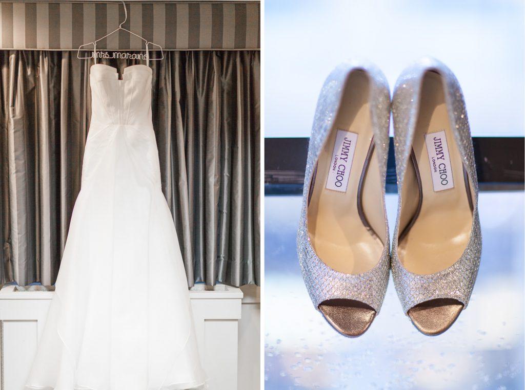 Allerton wedding in Chicago