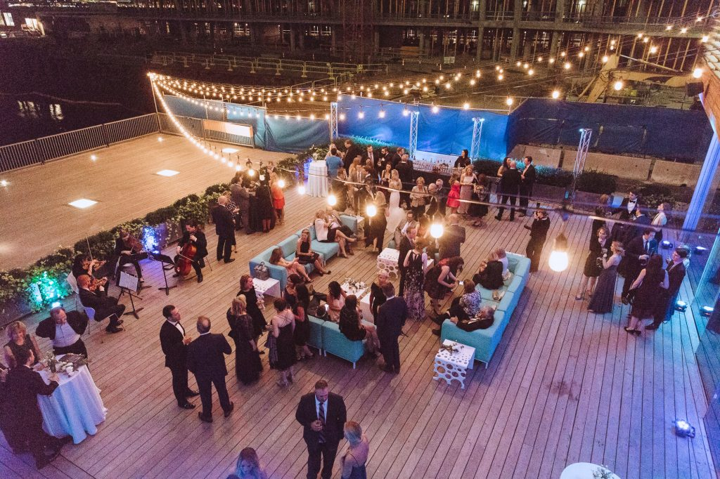 modern outdoor wedding venues in Boston