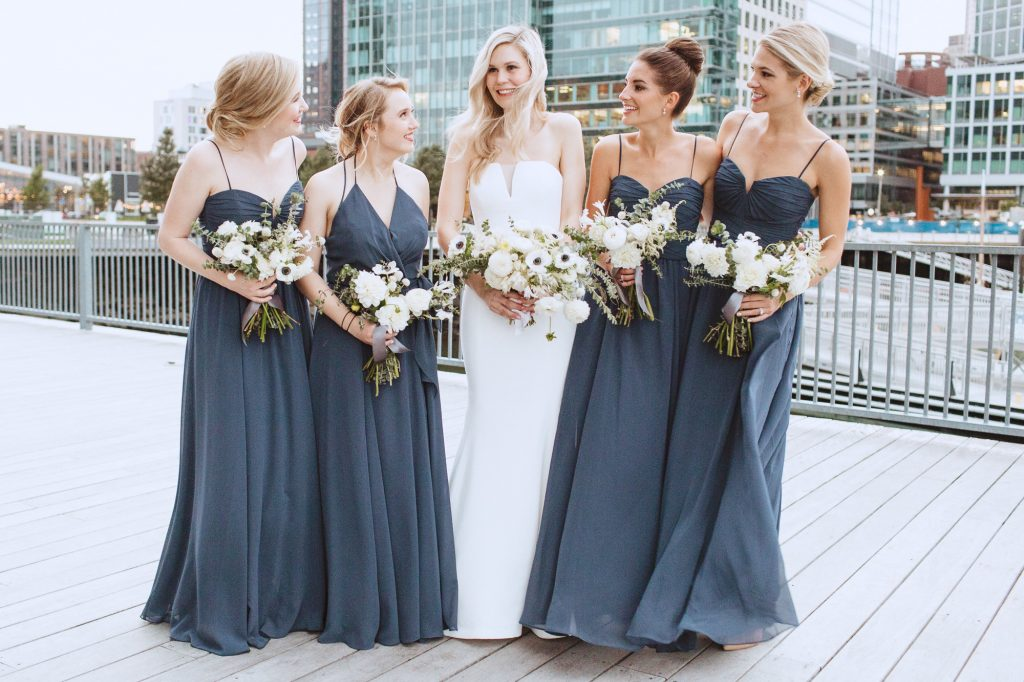 magazine style editorial lifestyle wedding photos in Boston