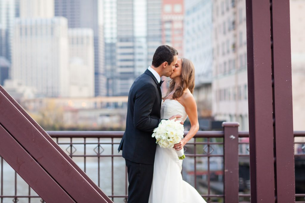 timeless classic chicago wedding