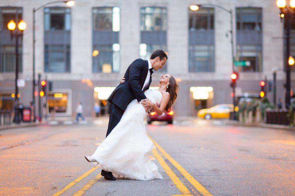 board of trade chicago wedding photo locations