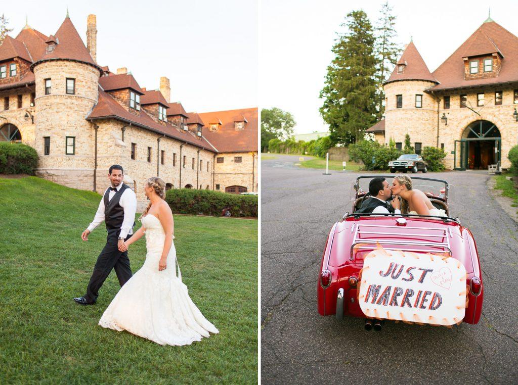 Boston wedding outdoors venue photos