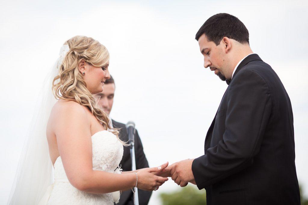 larz anderson boston wedding ceremony photos
